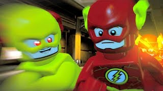 LEGO DC Super-Villains Walkthrough Part 13 - Speedsters Unite