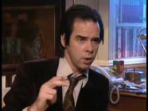 Nick Cave Interview (Pt. 2 of 4: The Creative Process)