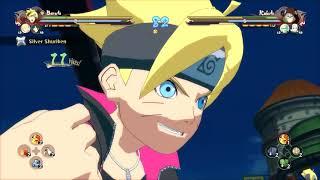 Naruto Shippuden: Ultimate Ninja Storm 4 using Nitro 5 AMD 2500u