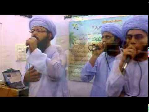 Saifi Naats ( Bus Murshid Raazi Hojaein ) Junaid Naqshbandi Saifi video
