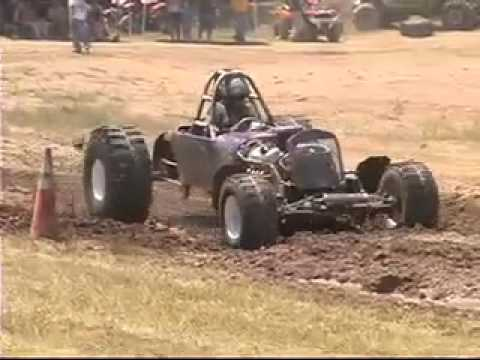 Mud Bog Race 1 Hillbilly Racing 7-4-10