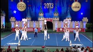 University of Alabama Cheerleading 2013