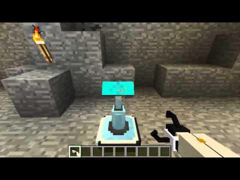 [Mod Review] Mod Portal Gun รีวิว+สอนลง 1.6.4 HD