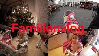 Kinderzimmer weihnachtlich