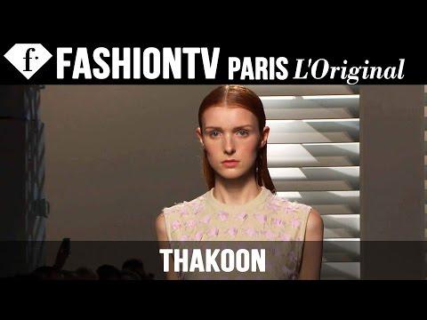 Thakoon Spring/Summer 2015 Runway Show | New York Fashion Week NYFW | FashionTV
