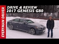 Watch This: 2017 Genesis G80 Review on Everyman Driver