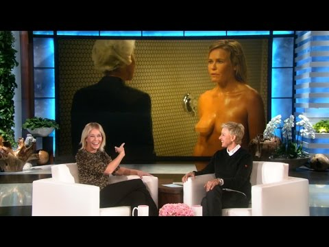 Chelsea Handler on Being Naked