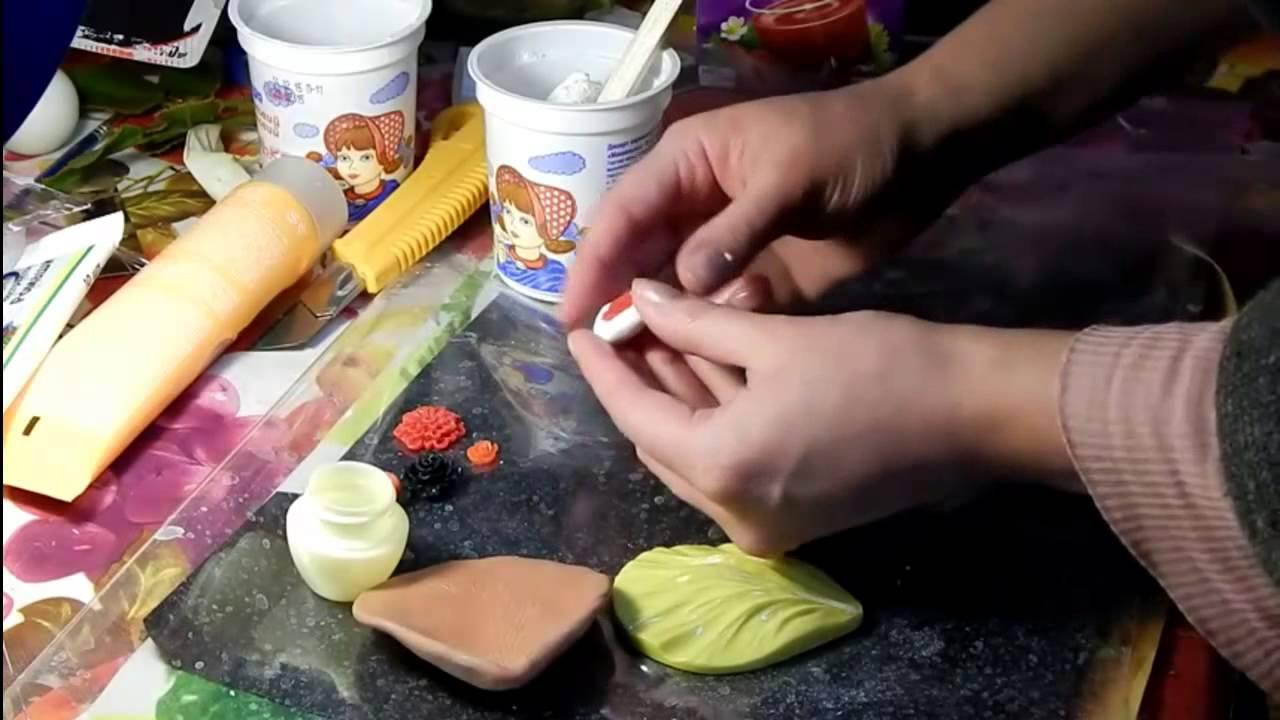 Как сделать силикон своими руками