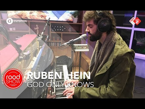 Ruben Hein - God Only Knows live @ Roodshow Late Night