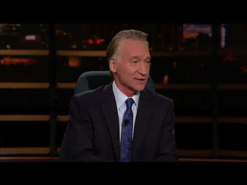 Liberal Monuments | Real Time with Bill Maher (HBO)