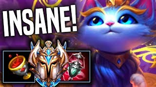 THIS GUY IS INSANE WITH YUUMI IN CHALLENGER KOREA! | Korean Masters Be Challenger