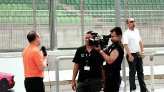 Lamborghini Aventador Asia Pacific Launch Video
