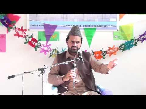 Teri Nigah Se   Syed Zabeeb Masood   Naat Den Haag   2013 ᴴᴰ video