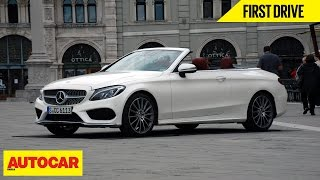 Mercedes-Benz C 300 Cabriolet | First Drive | Autocar India