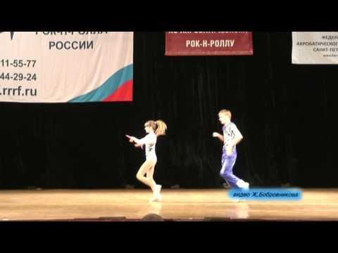 Anastasia Kazennova & Alexej Kondraschin - St. Petersburg Cup 2011