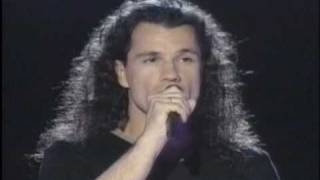 Bruno Pelletier   Le Temps des cathedrales   2000 World Live