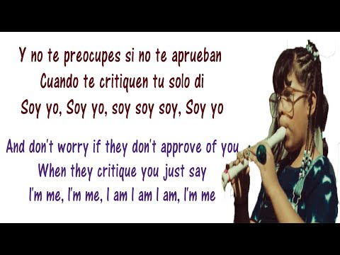 Bomba Estéreo - Soy Yo Lyrics English and Spanish - Translation & Meaning - I am me