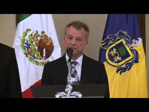 Llegan tres empresas alemanas a Lagos de Moreno