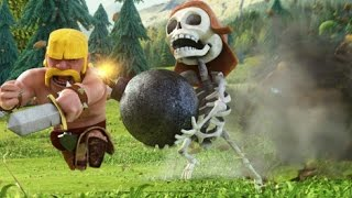 CLASH OF CLANS - FULL MOVIE - ALL ANIMATED COC TRAILERS