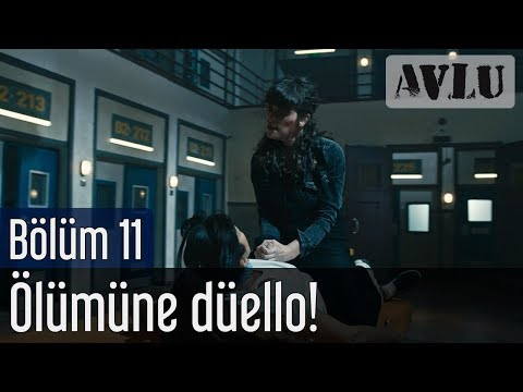 Avlu 11. Bölüm (Sezon Finali) - Ölümüne Düello!