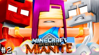 Minecraft: Mianite Ep. 2 - WINNING THE LOTTERY!