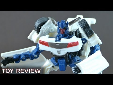 Brakedown - Wallas Toy Reviews- Transformers Revenge Of The Fallen (English)