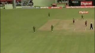 West Indies v Bangladesh 1st ODI 2009 (2nd Innings)