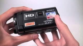 Tinhte.vn - Trên tay máy quay tích hợp máy chiếu Sony HDR-PJ600VE