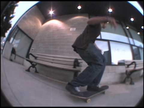 HAMMER skate shop promo