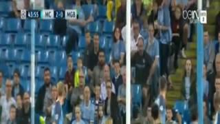 Manchester City vs Borussia M'Gladbach 4-0