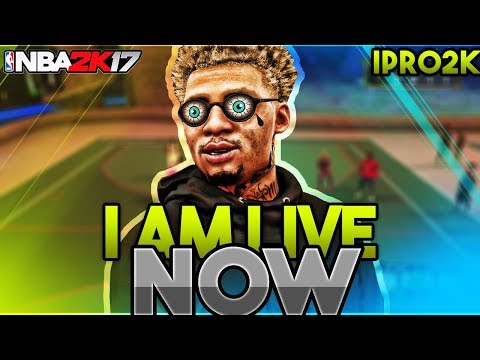 NBA 2K17 STRETCH BIG RUNNING IT UP ON 3S -LIVE SPECIAL 200 SUBSCRIBERS - COME AND GET LITTTT
