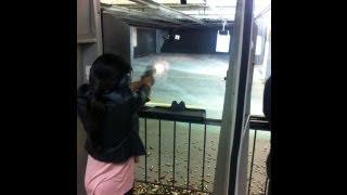 Gun Range with the Homie @kingbach