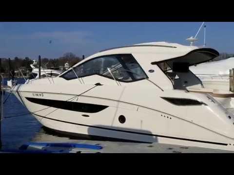 2017 Sea Ray Sundancer 350 Coupe Boat For Sale at MarineMax Brick, NJ