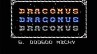 Commodore 64 - Draconus (intro)