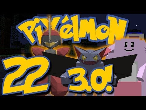 Pixelmon Ep. 22 - PIXELMON 3.0 EXPLORATION! (Pixelmon Version 3.0.2)