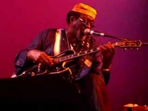 James Blood Ulmer : Geechee Joe