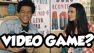 MULHERES X VIDEO GAME | UTK