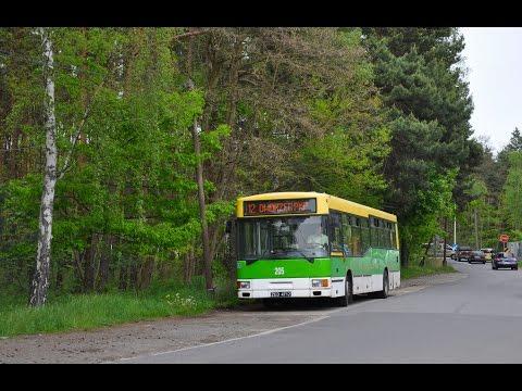 Jelcz M121M #205 @ MZK Zielona Góra, Cała Trasa 12