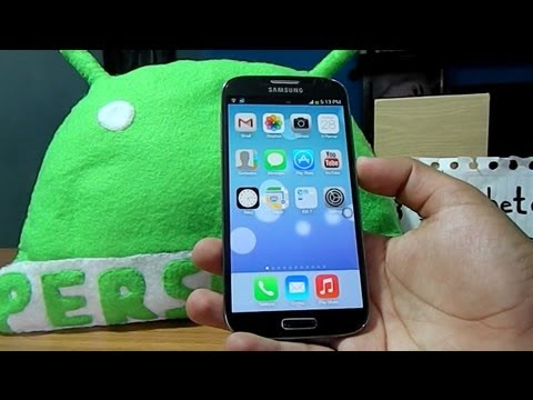 iOs 7 en tu Android Sin root // Tu Android Personal