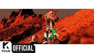 [MV] Gaeko(개코) _ Gajah(코끼리) (Feat. Rap Monster(랩몬스터))