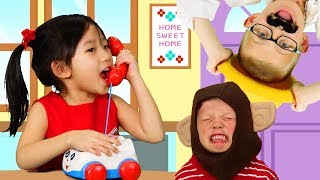 Miss Polly Had a Dolly | Songs for Kids