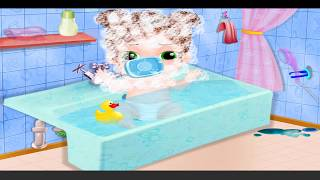 Baby Care Babysitter & Daycare | Baby Care Babysitter Games for Kids & Toddlers Gameplay Video