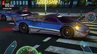 Racing Rivals - Pagani Zonda Revolucion Blue Carbon Edition (MAXED)