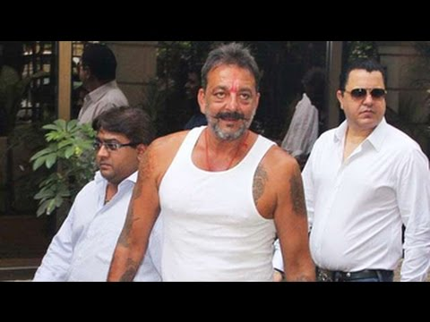I didn't get any special treatment: Sanjay Dutt on 14 days furlough