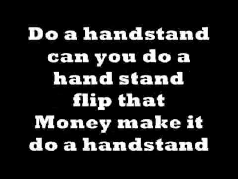Handstand  Nicki Minaj Ft  Shanell LYRICS