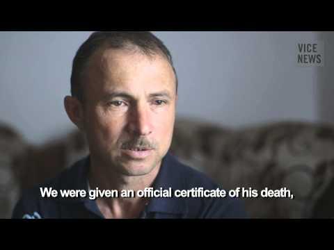 Qırım - March of the  Crimean Tatars - Vice News 01 August 2014