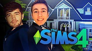 SHARKEISHA SIMS 4 FUNNY MOMENTS - The Sims 4 Outdoor Retreat