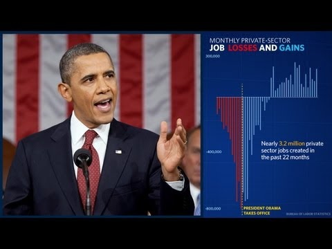 president O'Bamas 2012 state of the  union address- a wonderful vow of commitment