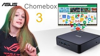ASUS Hangouts Meet hardware kit video conferencia 4K camera microne e auto falante UHD Chromebox 3