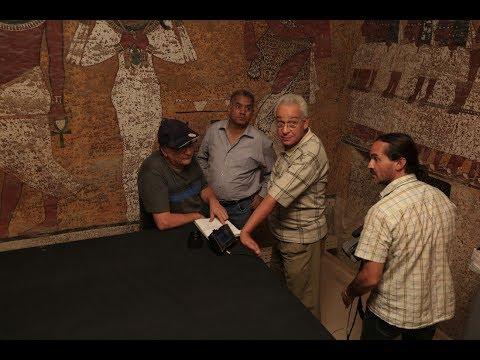 Как ваяют фейки в египетской Долине Царей